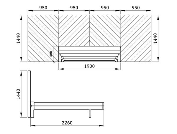 Детская кровать Сэпот - фабрика мебели Mamka