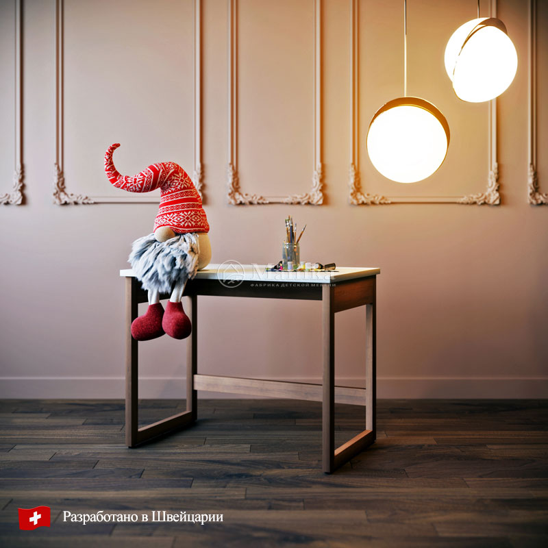 Детский стол Изи - фабрика мебели Mamka