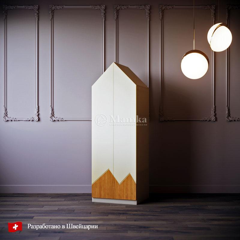 Детский шкаф Хюгель - фабрика мебели Mamka