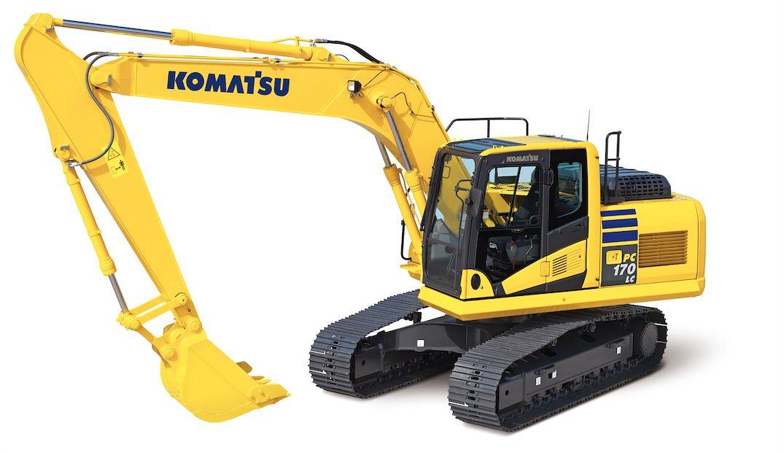 """картинка """"Машинист экскаватора Комацу (Komatsu)"""". Программа повышения квалификации"""