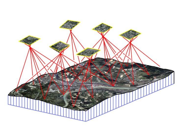 """картинка """"Фотограмметрия и дистанционное зондирование Земли"""" Повышение квалификации"""