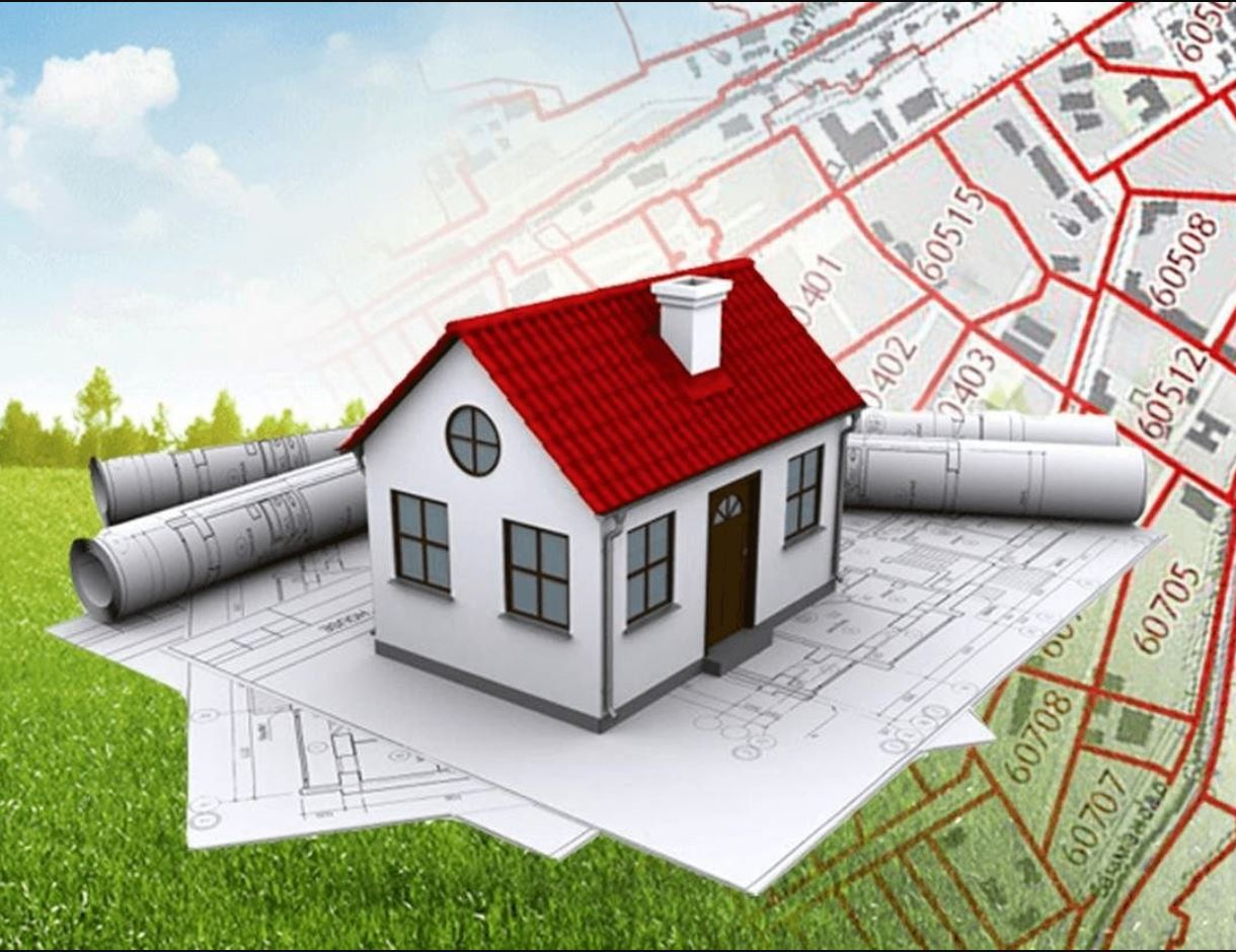 """картинка """"Кадастр объектов недвижимости и Землеустройство"""". Программа повышения квалификации"""