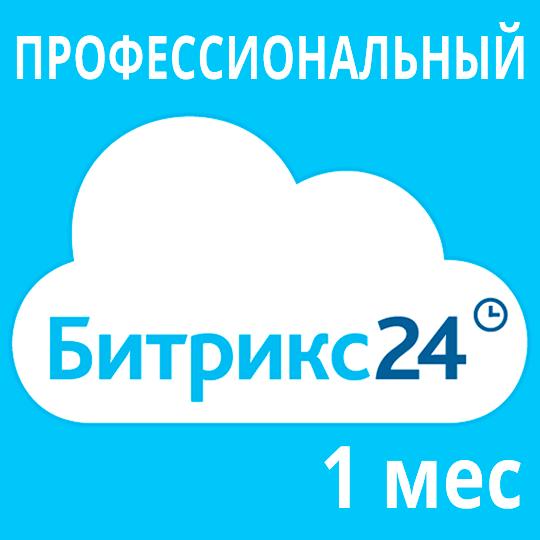 1С-Битрикс24 Лицензия Профессиональный (1 мес.) - Компания MAXIS
