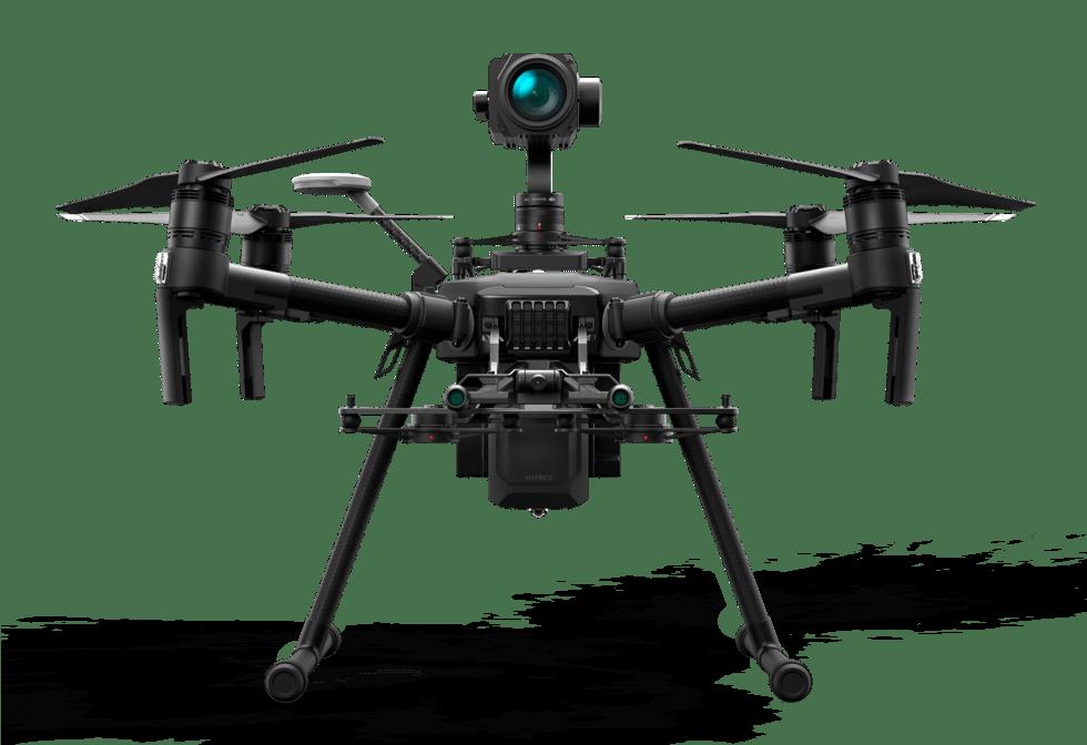 Квадрокоптер DJI Matrice 200 V2 Combo