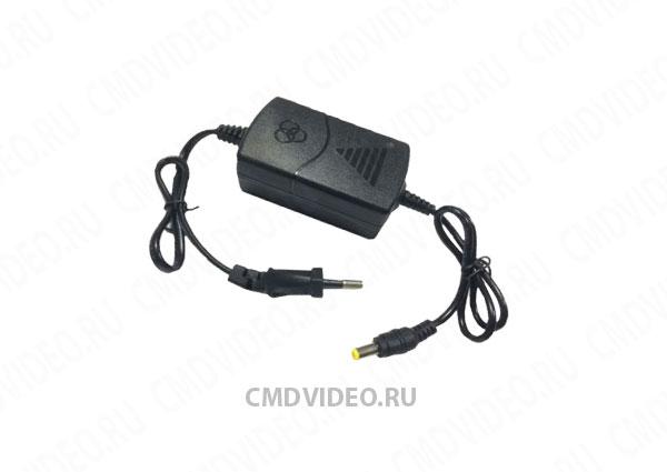 картинка Блок питания SarmatT 12 вольт 1 ампер от магазина CMDVIDEO.RU   Челябинск
