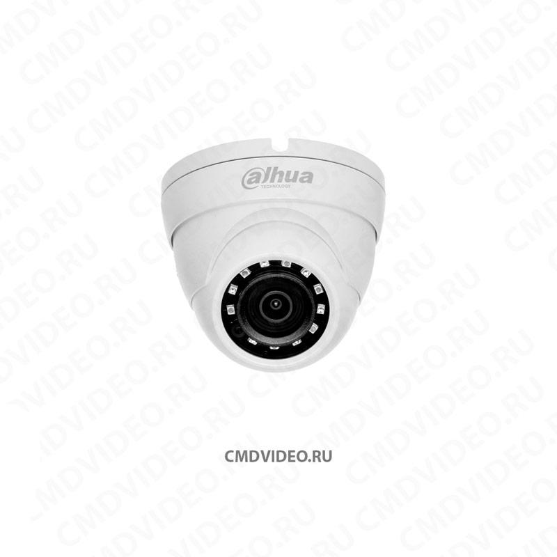 картинка Dahua DH-HAC-HDW1000MP-0280B-S3 HD камера видеонаблюдения 1 Мп от магазина CMDVIDEO.RU | Челябинск