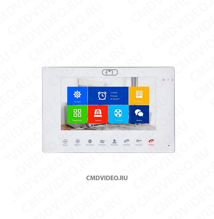картинка CMD-VD78M AHD Цветной видеодомофон с детекцией движения CMDVIDEO.RU | Челябинск