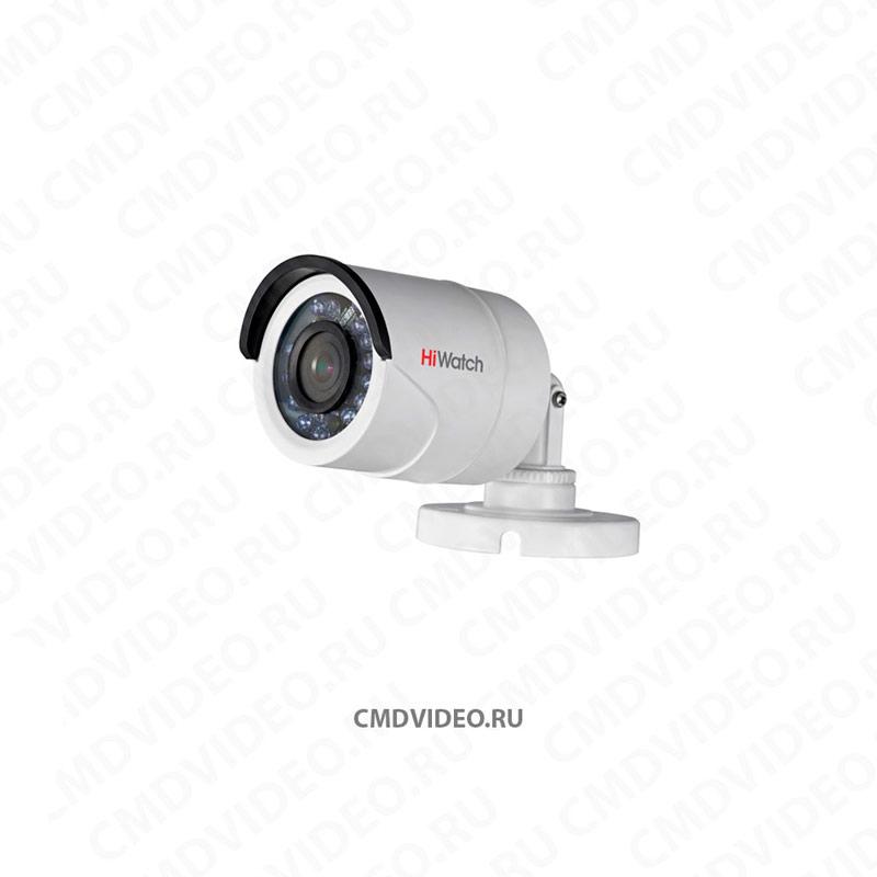 картинка HiWatch DS-T200 HD TVI камера видеонаблюдения 2 Мп 2.8 mm CMDVIDEO.RU | Челябинск