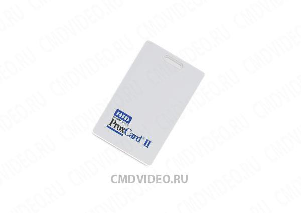 картинка Карта доступа HID ProxCard II 1326 CMDVIDEO.RU | Челябинск