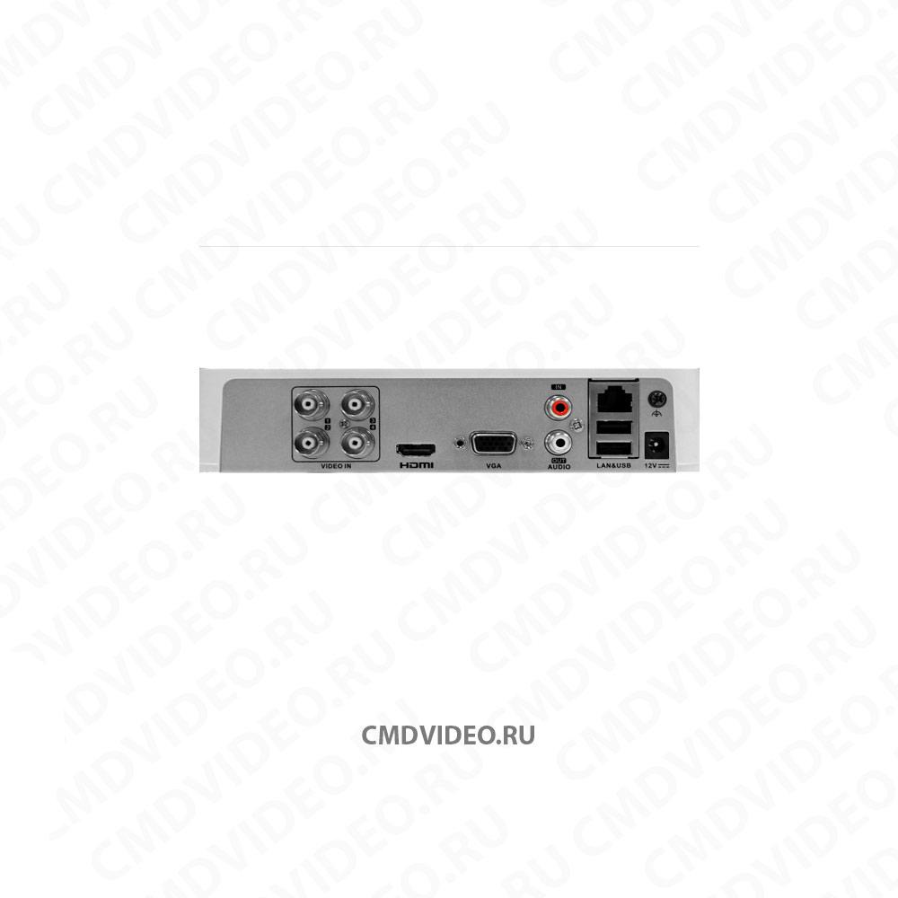 картинка HiWatch DS-H204Q видеорегистратор гибридный CMDVIDEO.RU | Челябинск