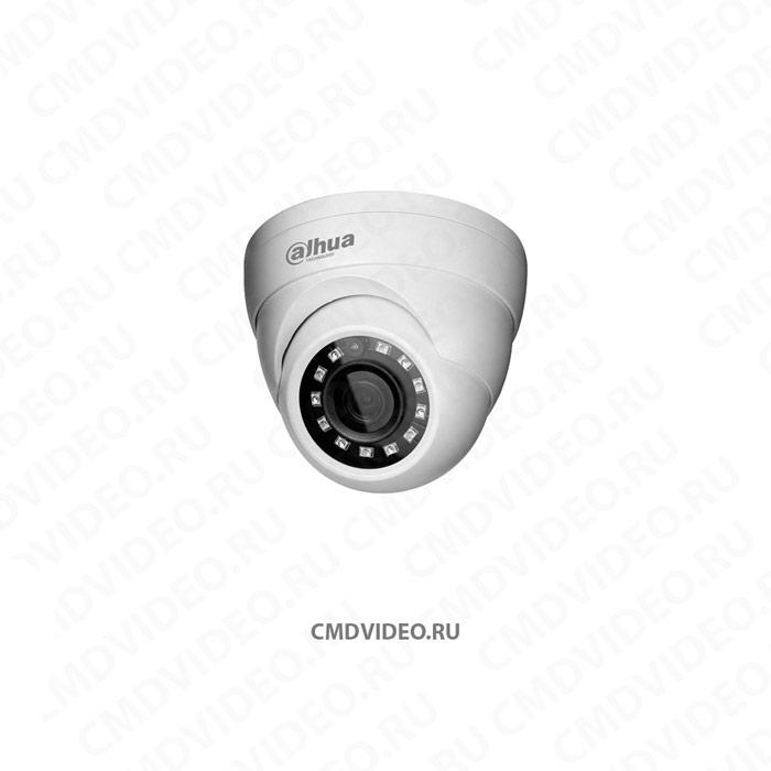 картинка Dahua DH-HAC-HDW1000RP-0280B-S3 HD CVI камера видеонаблюдения 1 Мп от магазина CMDVIDEO.RU   Челябинск