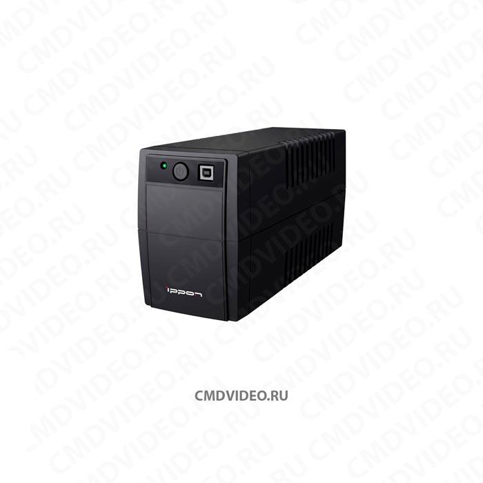 картинка IPPON Back Basic 650 Источник бесперебойного питания  от магазина CMDVIDEO.RU | Челябинск