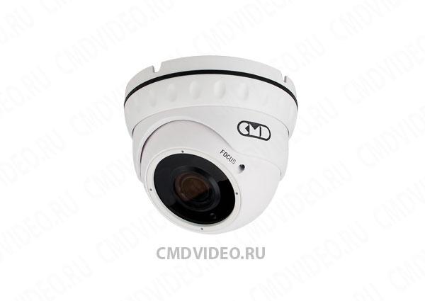 картинка CMD IP5-WD2.8-12IR Камера видеонаблюдения 5 Мп CMDVIDEO.RU   Челябинск