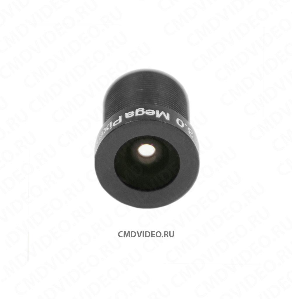 картинка CMD-LENS-1/3-6 (6mm) Объектив от магазина CMDVIDEO.RU   Челябинск