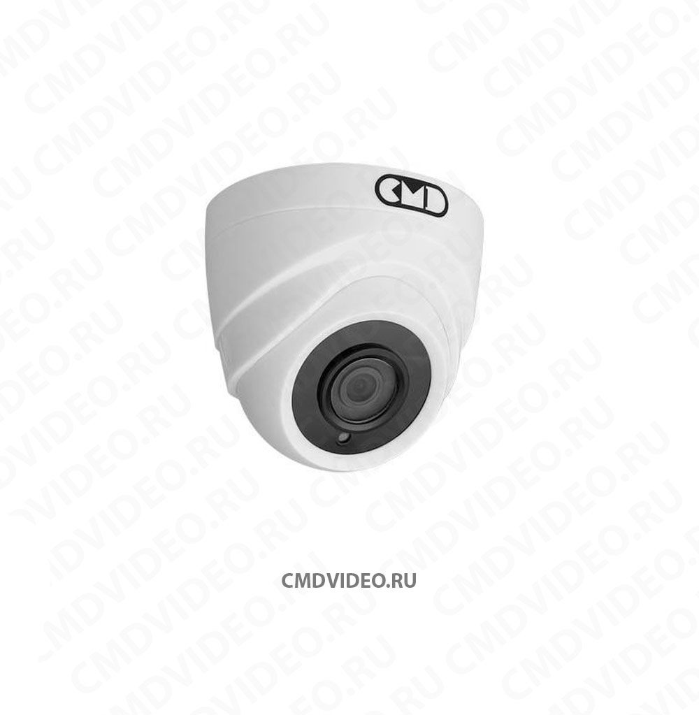 картинка CMD-LL-HD1080D V2 3.6 мм Камера видеонаблюдения 2 Мп CMDVIDEO.RU   Челябинск