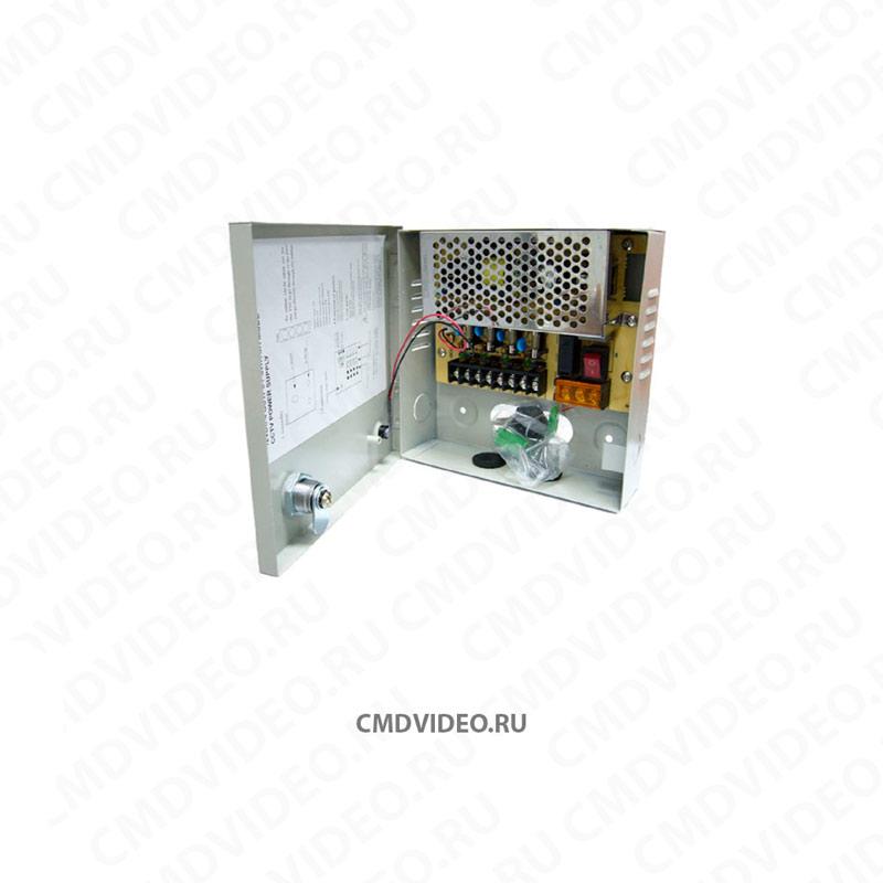 картинка D-910 Блок питания в боксе 12В 3 ампера CMDVIDEO.RU   Челябинск
