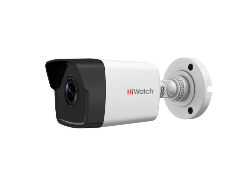 картинка HiWatch DS-I250 IP камера видеонаблюдения 2 Мп 6 мм CMDVIDEO.RU   Челябинск