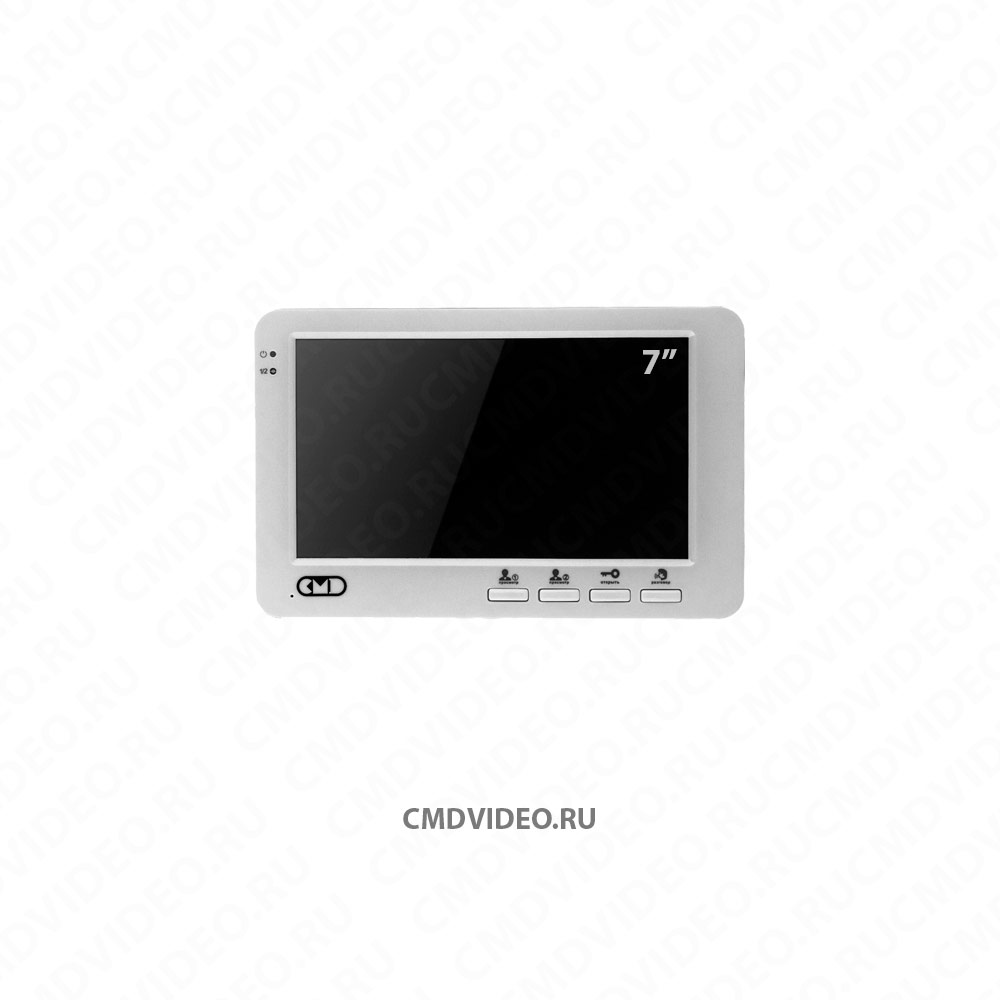 "картинка CMD-VD73 видеодомофон 7"" CMDVIDEO.RU   Челябинск"
