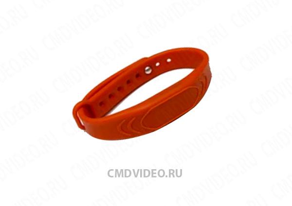 картинка RFID браслет Mifare с застёжкой силиконовый CMDVIDEO.RU | Челябинск