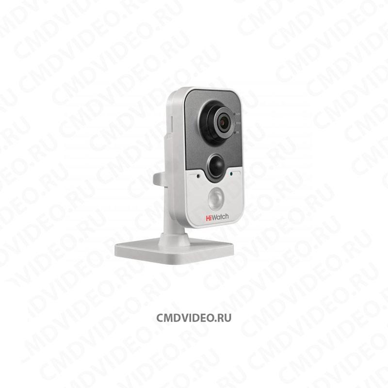картинка HiWatch DS-I114W IP камера видеонаблюдения 1 Мп CMDVIDEO.RU   Челябинск
