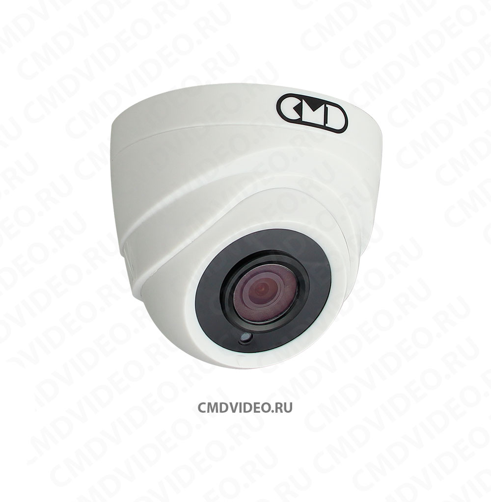 картинка CMD HD5-D3.6IR Камера видеонаблюдения 5 Мп CMDVIDEO.RU | Челябинск