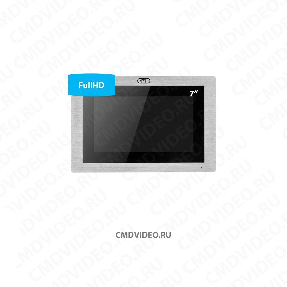 картинка CMD-VD77M-T FullHD Монитор видеодомофона CMDVIDEO.RU | Челябинск