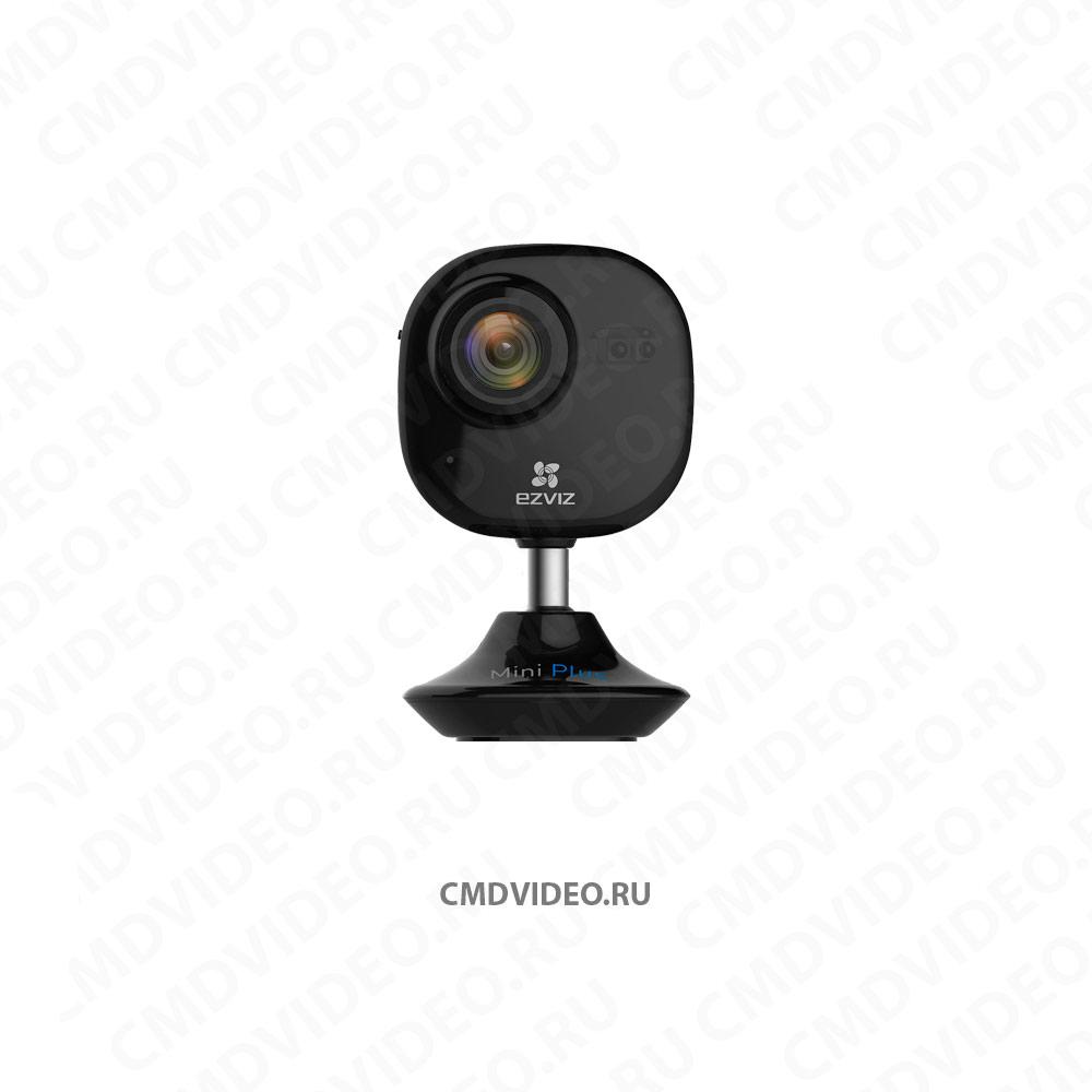 картинка EZVIZ Mini Plus Wi-Fi камера видеонаблюдения 2 Мп CMDVIDEO.RU | Челябинск