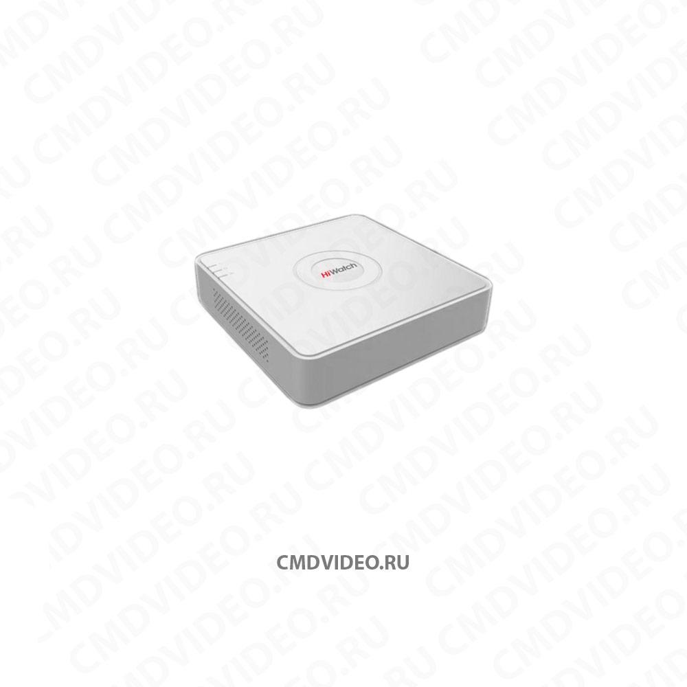 картинка HiWatch DS-H104G Видеорегистратор гибридный CMDVIDEO.RU | Челябинск