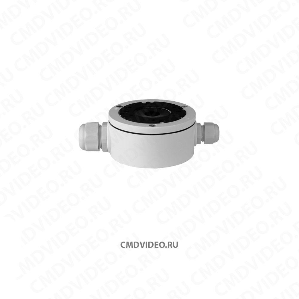 картинка CMD-P-BOX-B монтажная коробка для камер видеонаблюдения CMDVIDEO.RU | Челябинск