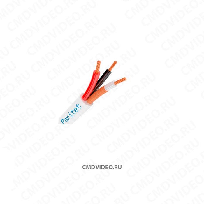 картинка Кабель (шнур) ШВЭВ 3х0.12 белый Паритет CMDVIDEO.RU | Челябинск