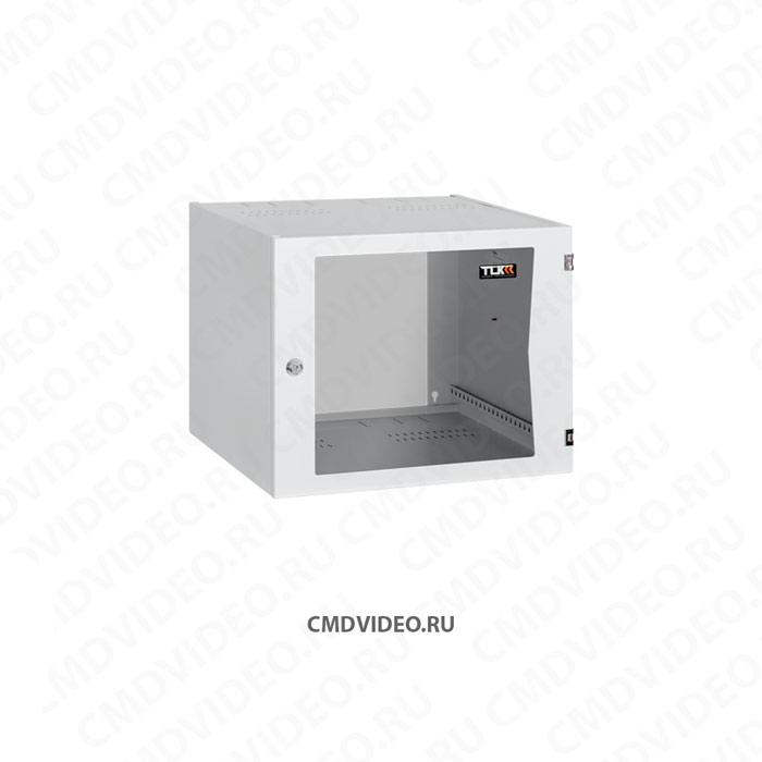 картинка TWP-095442-G-GY Шкаф настенный 9U от магазина CMDVIDEO.RU   Челябинск