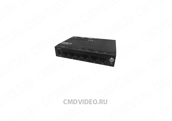картинка CMD-LL-SW4-POE коммутатор CMDVIDEO.RU | Челябинск