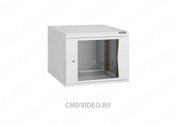 картинка TWA-096062-G-GY Настенный шкаф 9U от магазина CMDVIDEO.RU | Челябинск