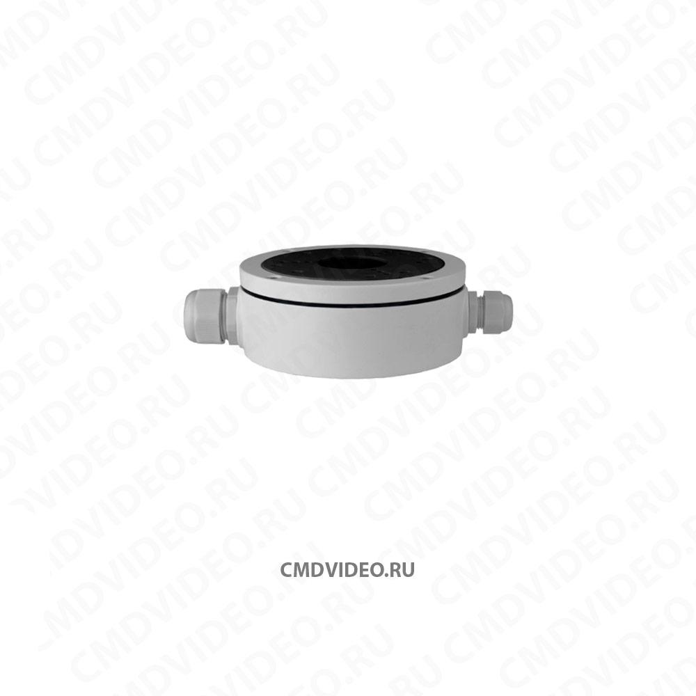 картинка CMD-P-BOX-D монтажная коробка для камеры видеонаблюдения CMDVIDEO.RU | Челябинск