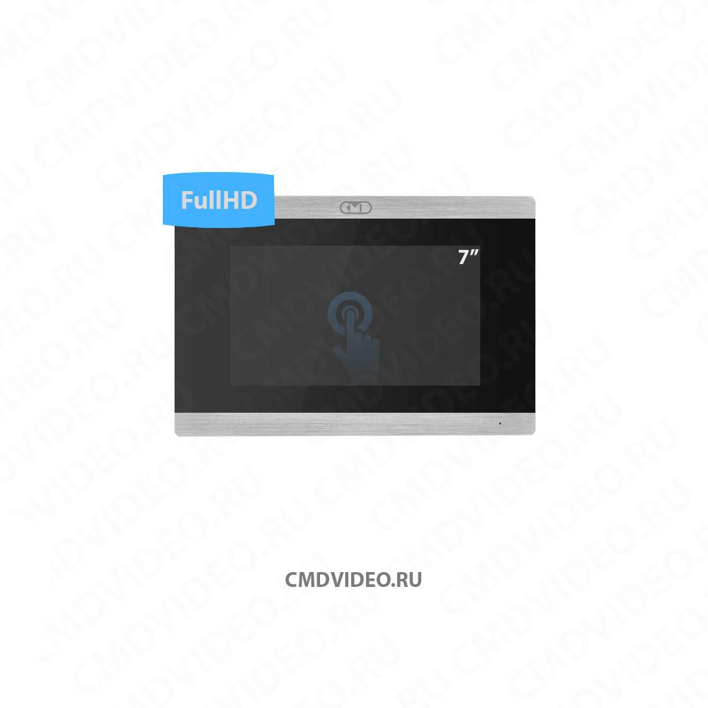 картинка CMD-VD74M-T FullHD Монитор видеодомофона CMDVIDEO.RU | Челябинск