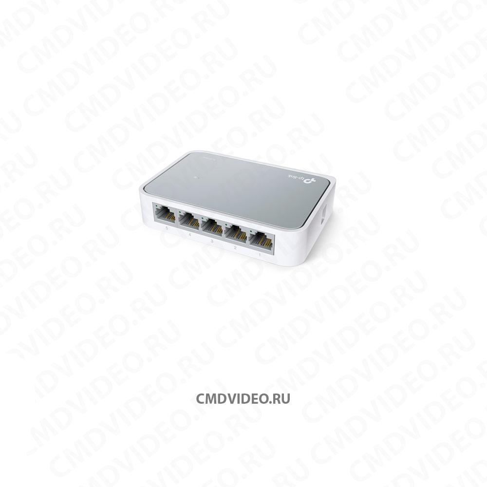 картинка TP-Link TL-SF1005D коммутатор 5 портовый CMDVIDEO.RU | Челябинск