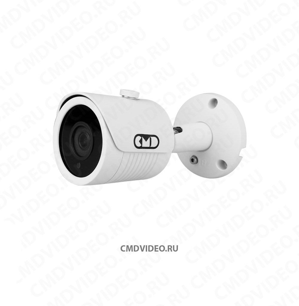 картинка CMD-LL-HD1080B Камера видеонаблюдения 2 мп 3.6 мм CMDVIDEO.RU | Челябинск