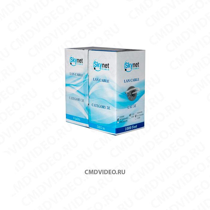 картинка SkyNet кабель витая пара cat.5E Cu Premium внутренний от магазина CMDVIDEO.RU | Челябинск