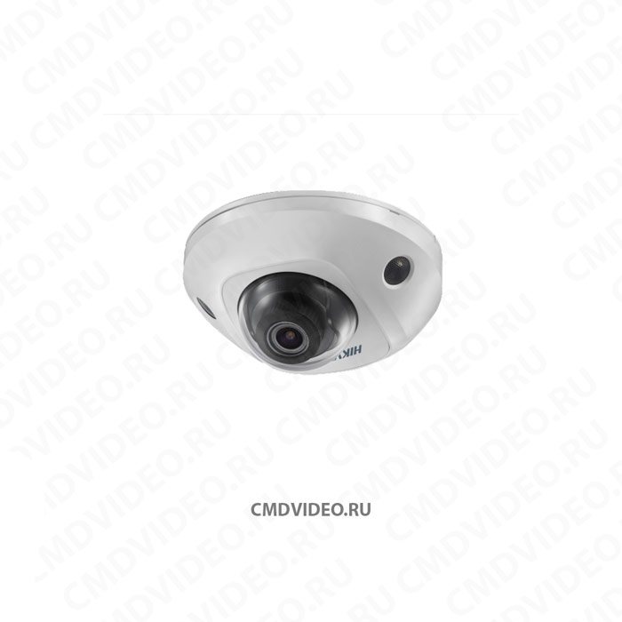 картинка Hikvision DS-2CD2543G0-IS IP камера видеонаблюдения 4 Мп 2 8 CMDVIDEO.RU | Челябинск