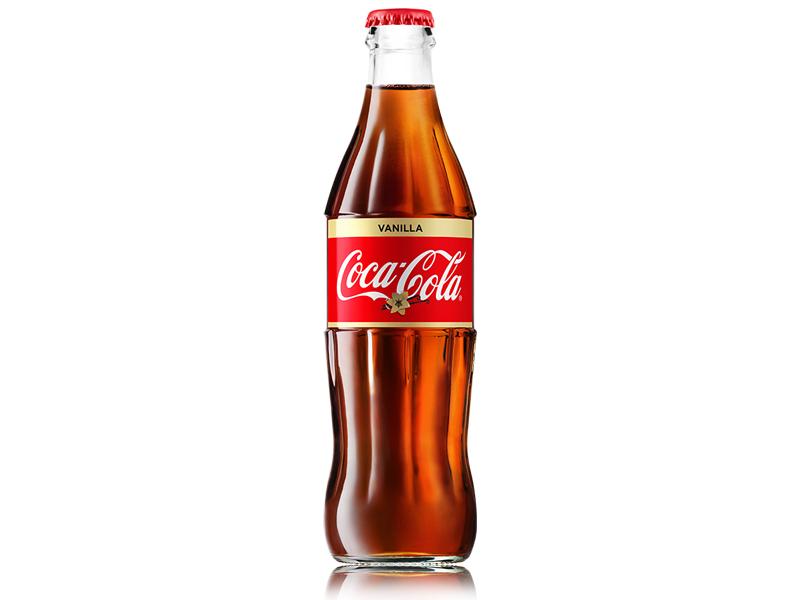 Фото Coca Cola Vanilla  Гриль#Factory