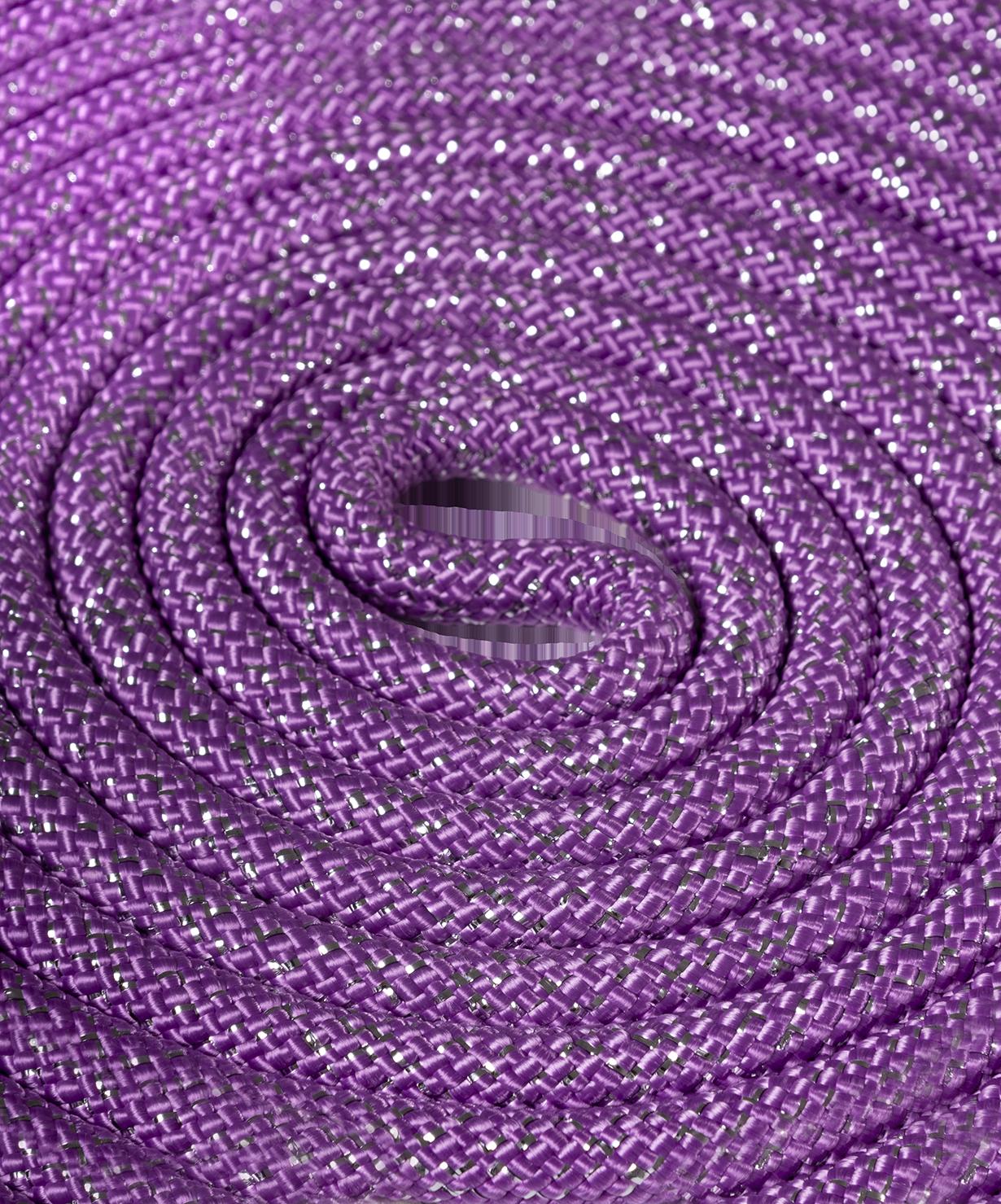 картинка Скакалка для художественной гимнастики с люрексом от магазина Одежда+