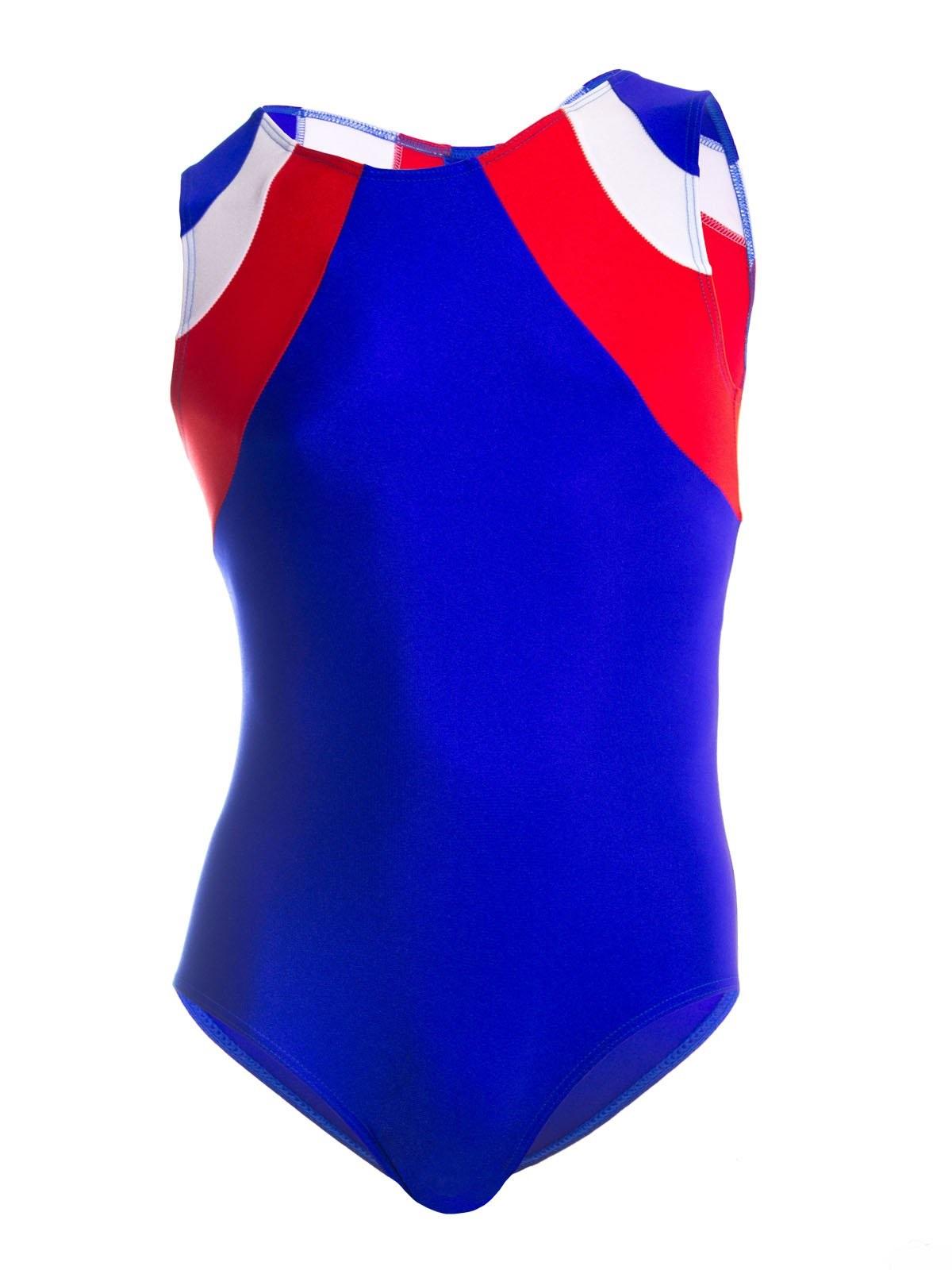 картинка Купальник для спортивной гимнастики со вставками для мальчика от магазина Одежда+