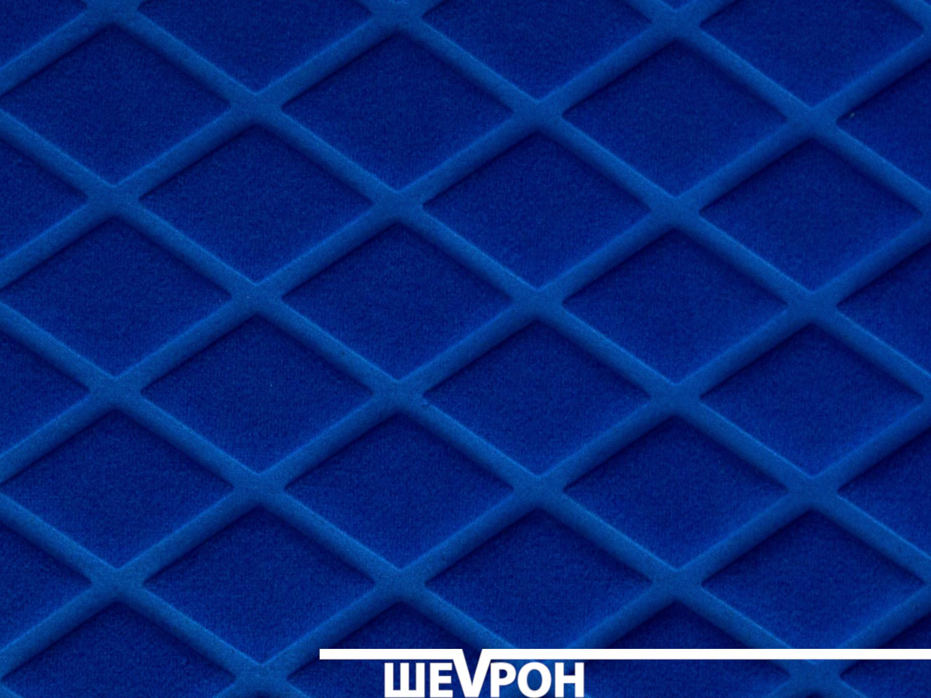 картинка Ткань SOHO M-9 ромб синий от магазина Шеврон