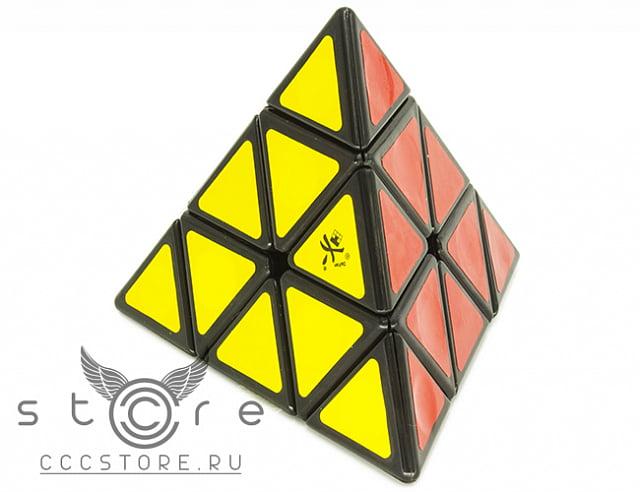 DaYan Pyraminx v2 (Даян Пираминкс в2)