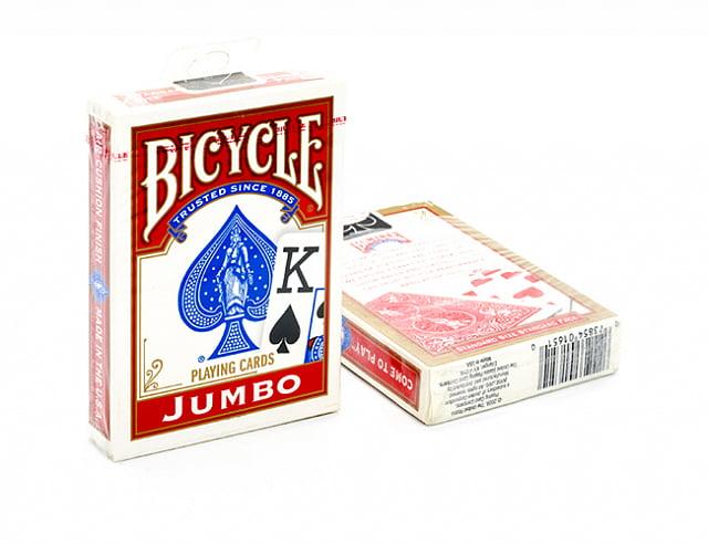 Карты Bicycle Jumbo (Байсикл Джамбо)