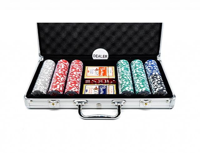 Профессиональный набор для игры в покер Empire 300