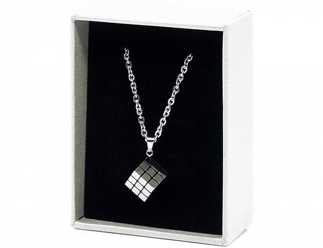 Кулон Спидкубинг Кубик Рубика