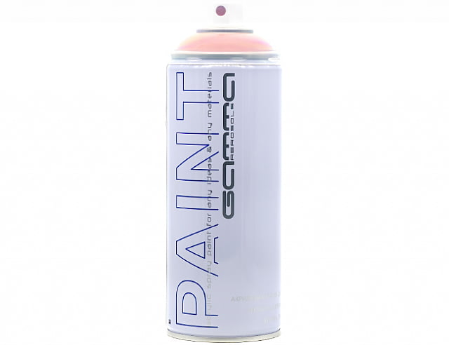 Акриловая краска 313 светло-розовая