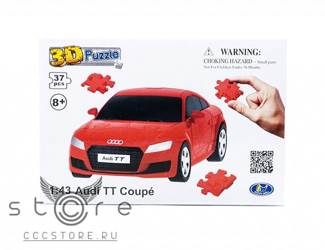 3D Puzzle Audi TT Coupe (Эврика 3Д Пазл Ауди ТТ Купе)