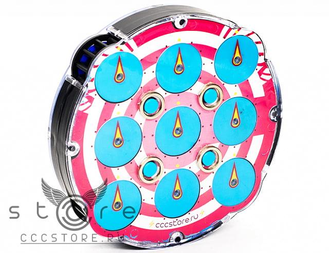 CCC MAGNETIC Lingao Clock (ЦЦЦ МАГНЕТИК Лингао Клок)